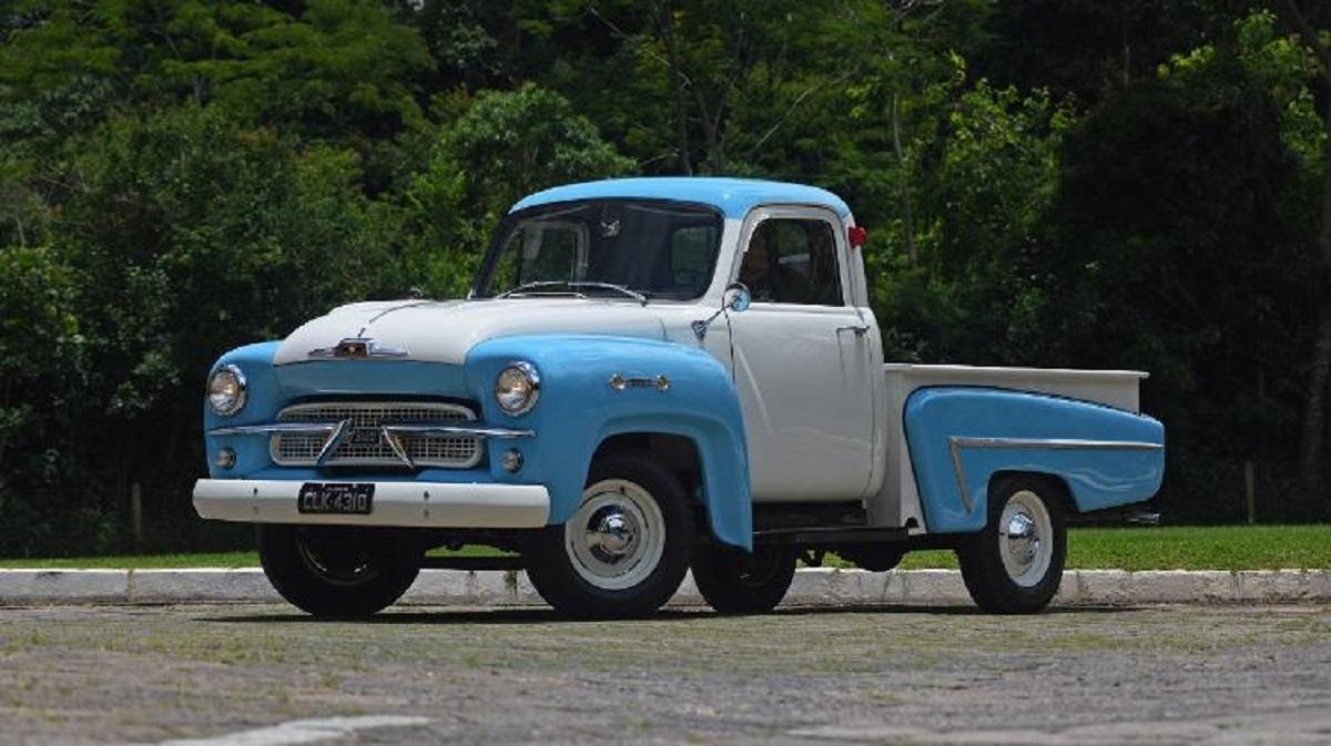 Chevrolet 3100 1962
