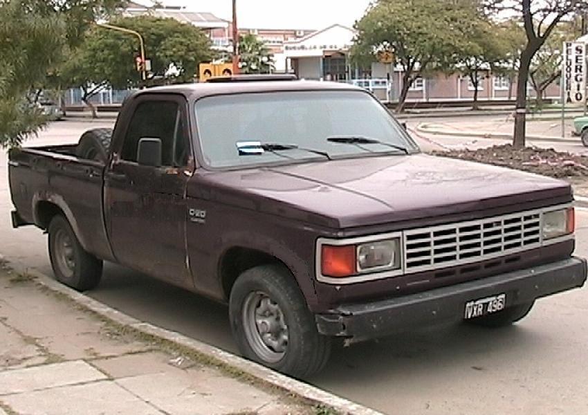 Chevrolet C-20 1993-97