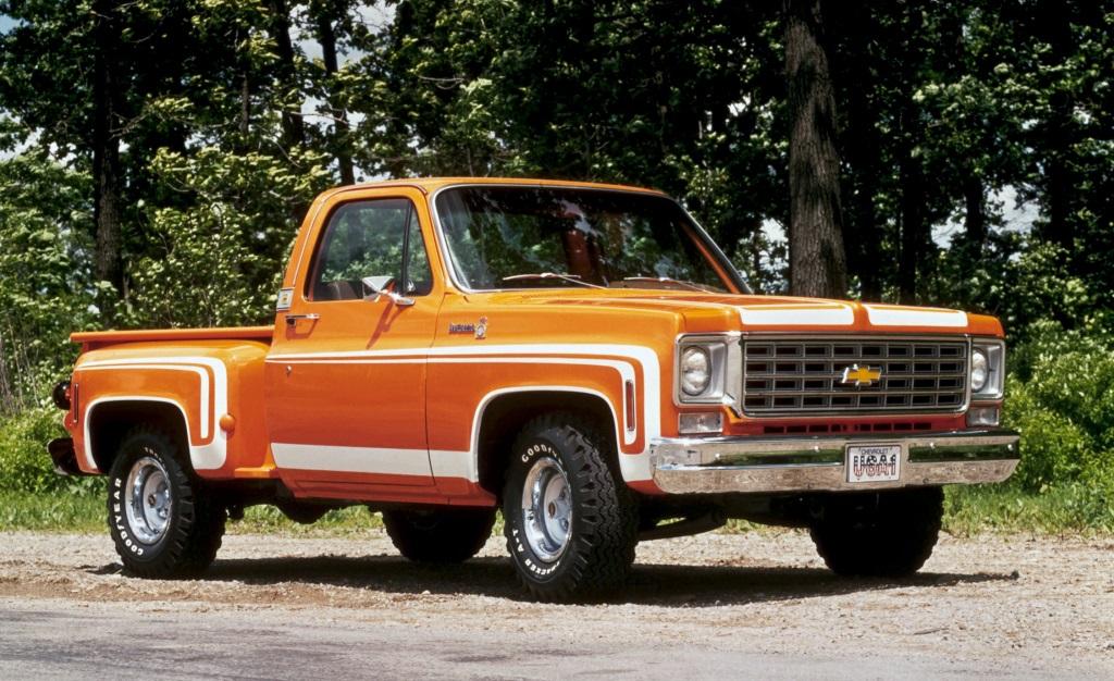 Chevrolet C10 Stepside 1976