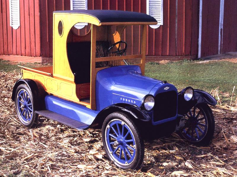 Chevrolet Mmodel 490 pickup 1918