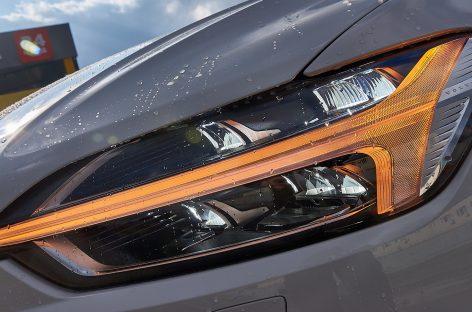 Тест-драйв Volvo XC60. Инструмент Тора в Туле