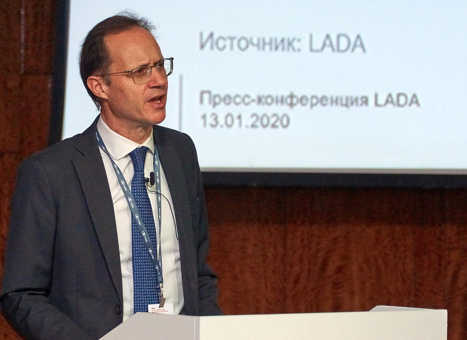 LADA: Итоги коммерческой деятельности в 2019 году
