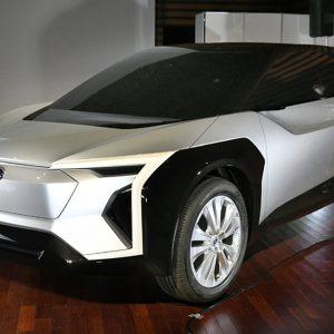 Toyota помогла Subaru создать новый кроссовер