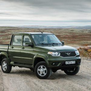 УАЗ Пикап возглавил список лидеров продаж