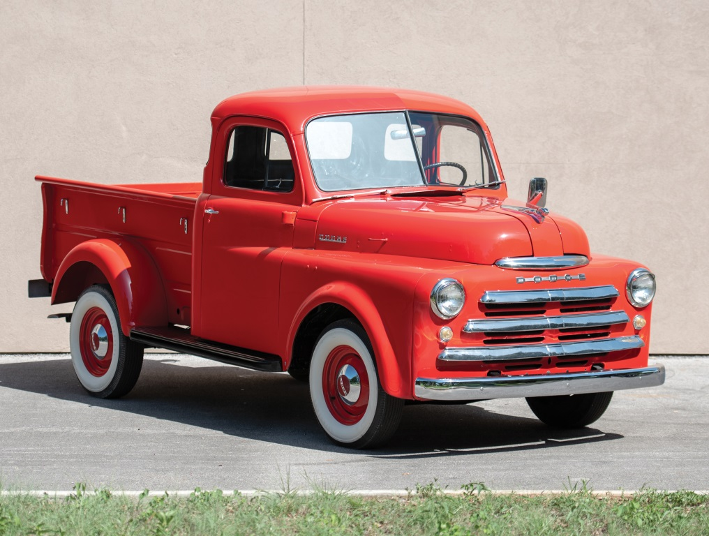 Dodge Job-Rated Pickup 1948-49