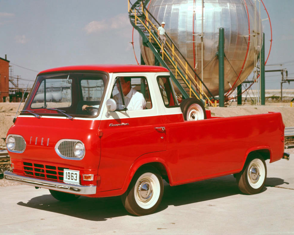 Ford Econoline Pickup Truck 1963