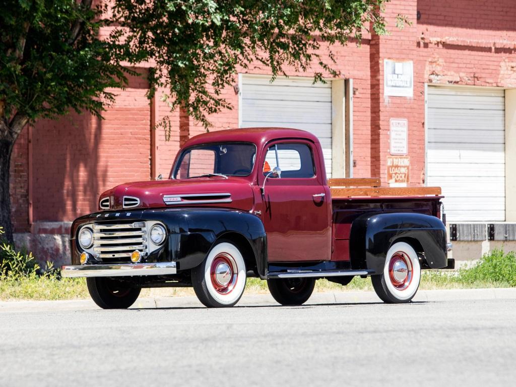 Ford F-1 Pickup 1948-50