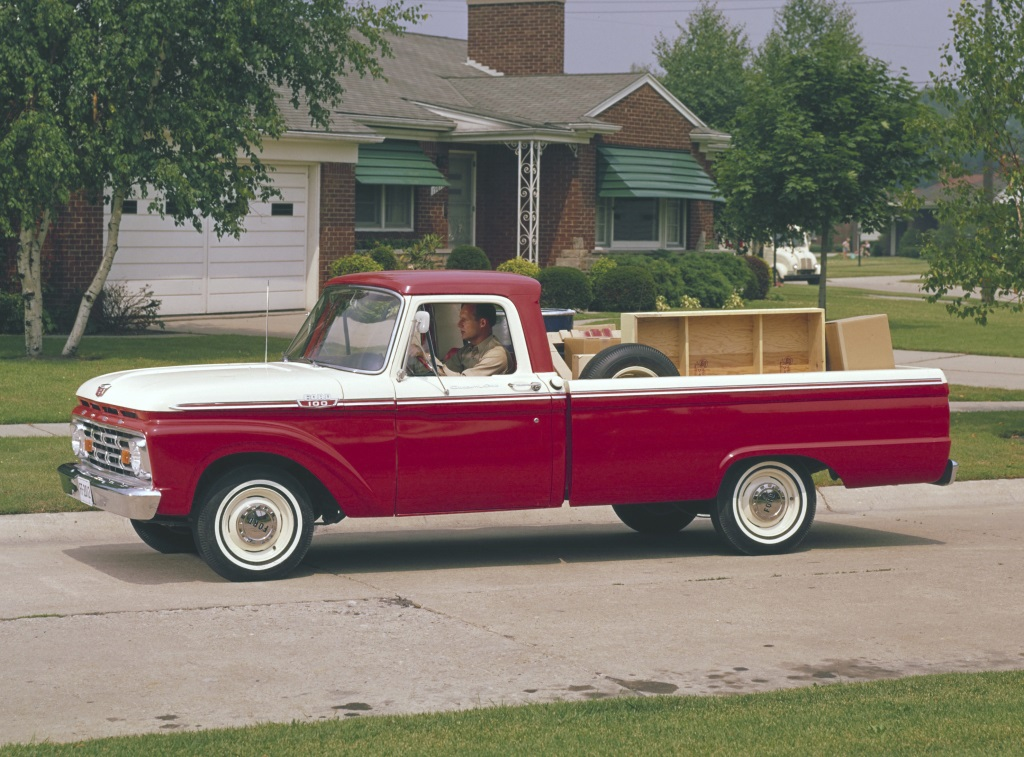 Ford F-100 Styleside Pickup 1964