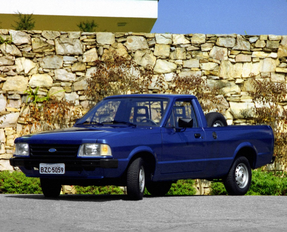 Ford Pampa 1.8 L 1990–97