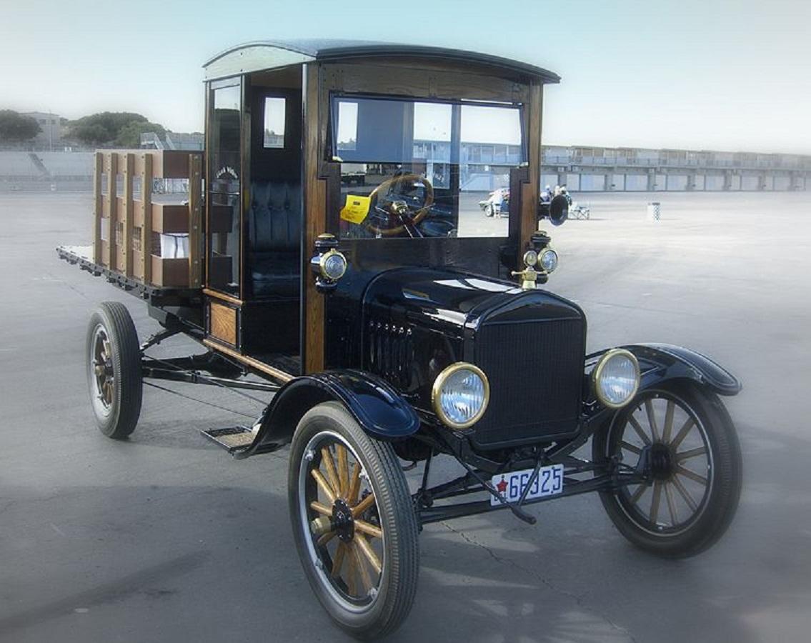 Ford Model T Pickup 1919