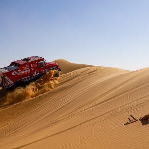 G-Energy Team: восьмой этап - пески приносят неожиданности