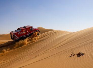 G-Energy Team: восьмой этап – пески приносят неожиданности