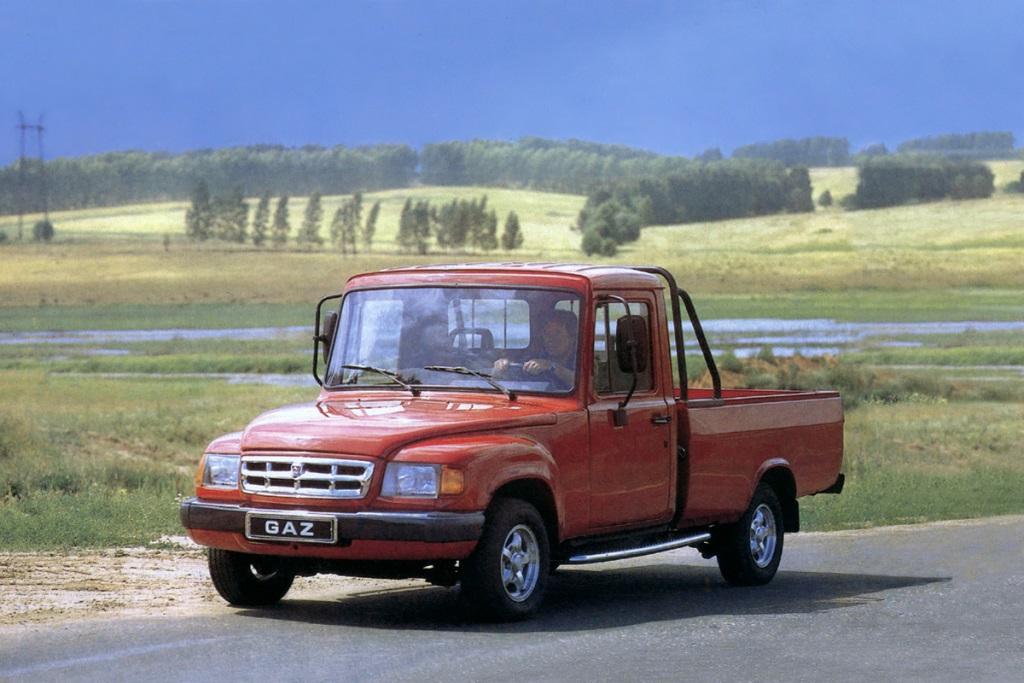 ГАЗ-2307 Атаман 1994