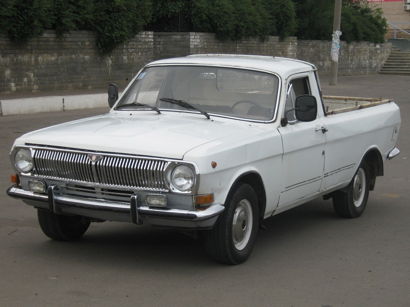 ГАЗ 24 1970-85