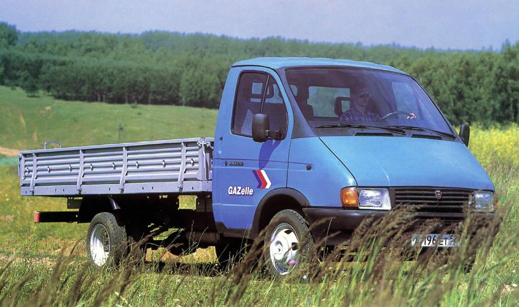 """ГАЗ-330202 """"ГАЗель"""" 1994"""