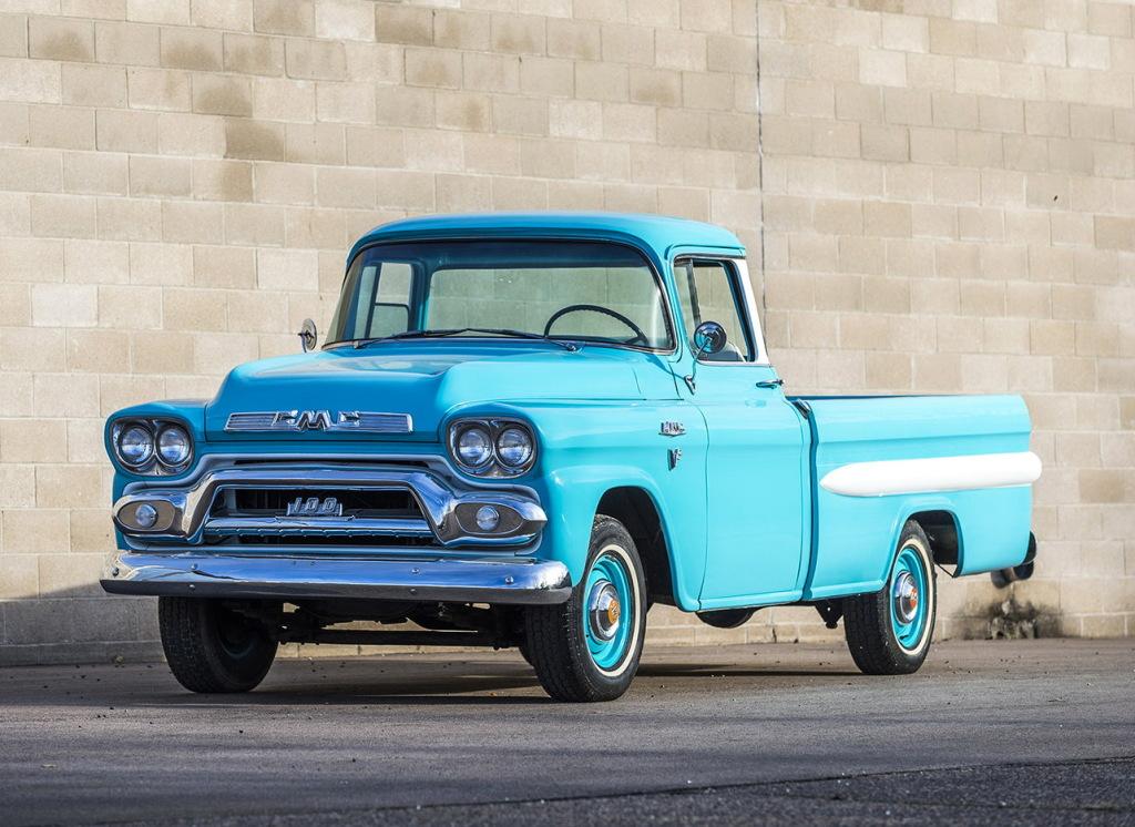 GMC 100 Pickup 1959