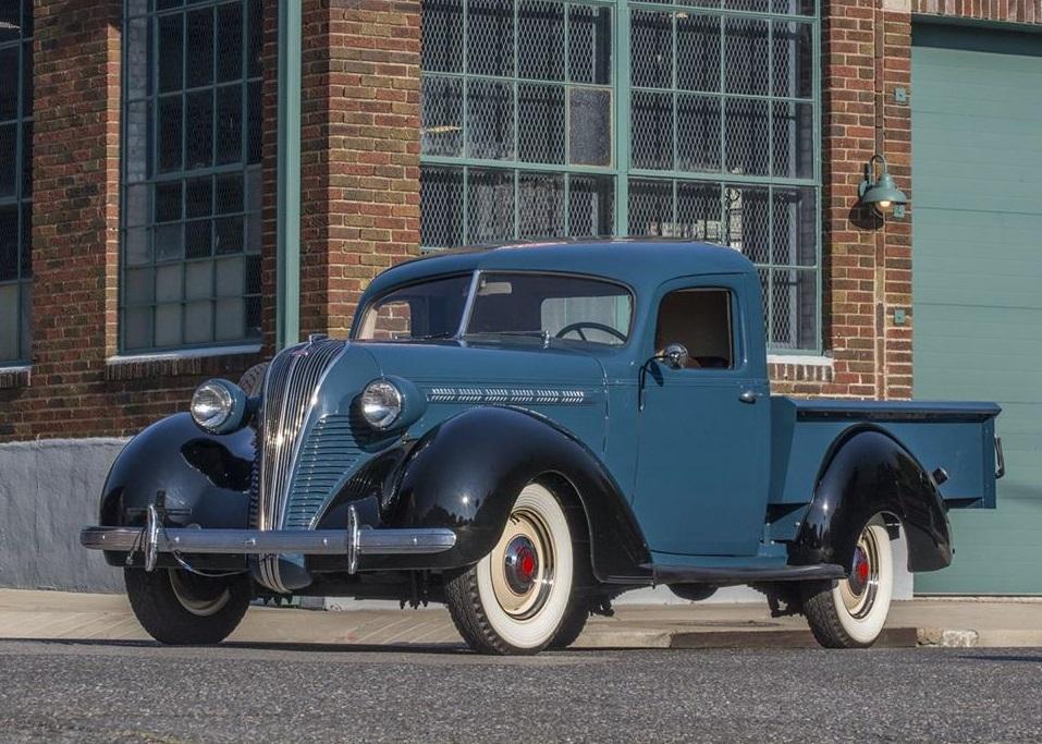 Hudson Terraplane Series 70 Pickup 1937