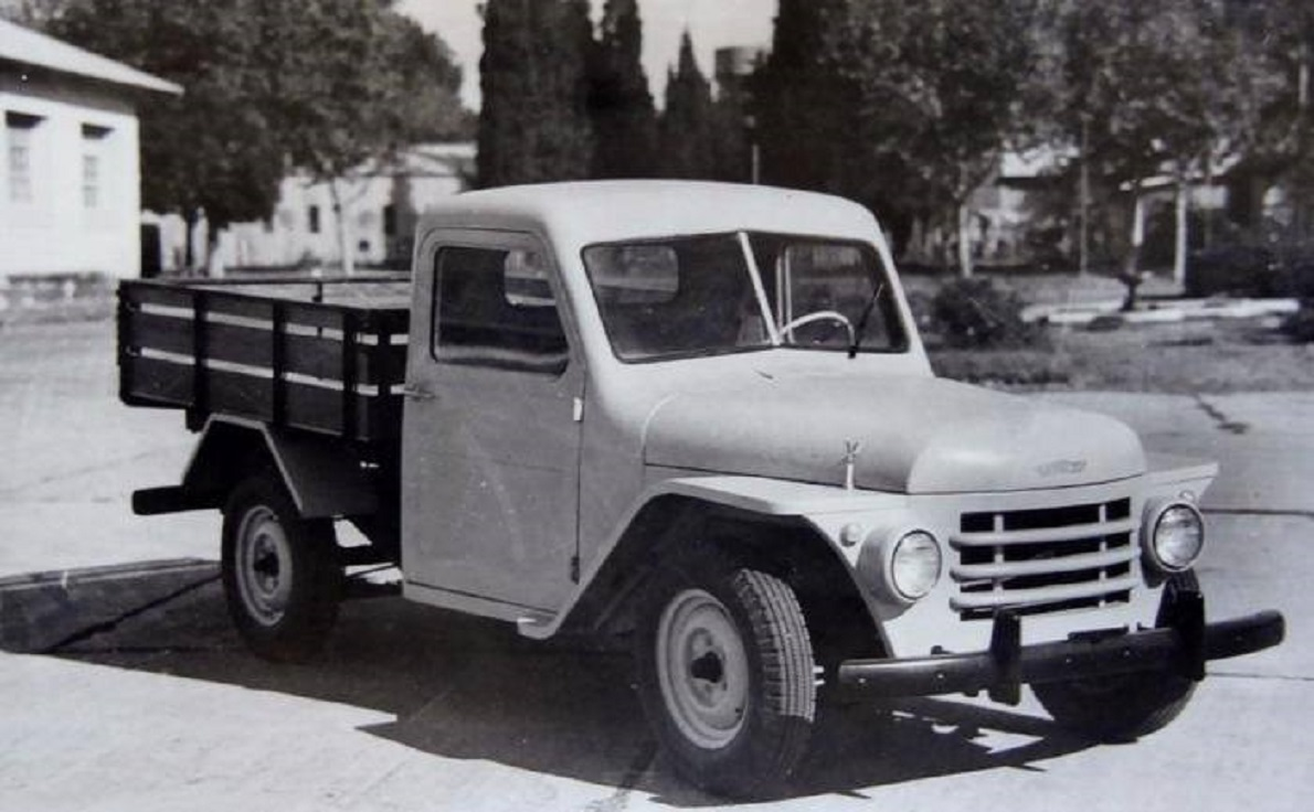 IAME Rastrojero 1952-67