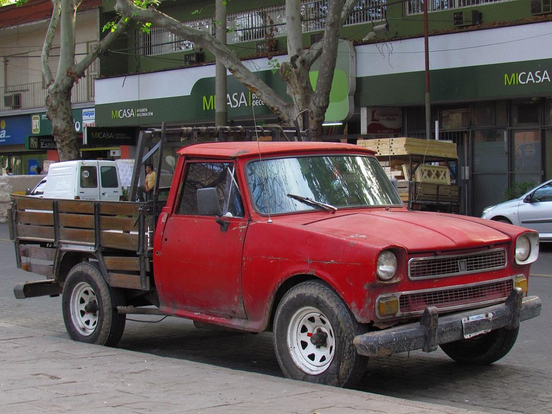 IAME Rastrojero Diesel 1968-79