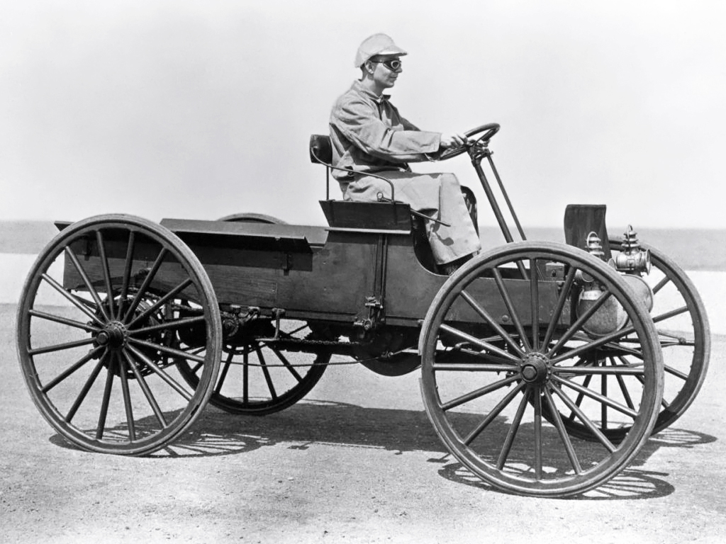 International Auto Wagon 1905