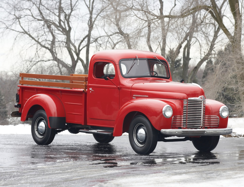 International Harvester KB-1 Express 1949