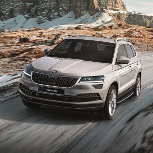 Škoda Auto Россия объявляет старт продаж и официальные цены на долгожданный Škoda Karoq