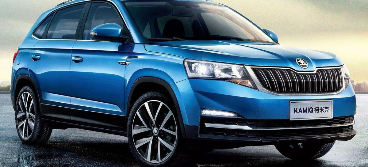 Skoda Kamiq обогнал по популярности Hyundai Creta