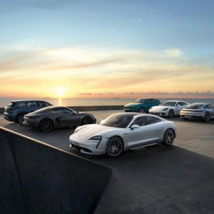Компания Porsche увеличила продажи в 2019 году на десять процентов
