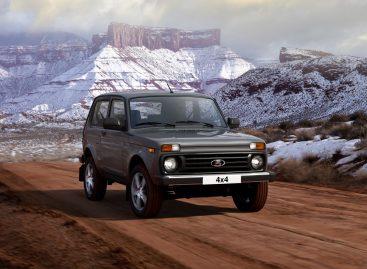 Старт продаж обновленной Lada 4х4