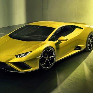 Новый Lamborghini Huracán Evo RWD с задним приводом: для абсолютного удовольствия от вождения