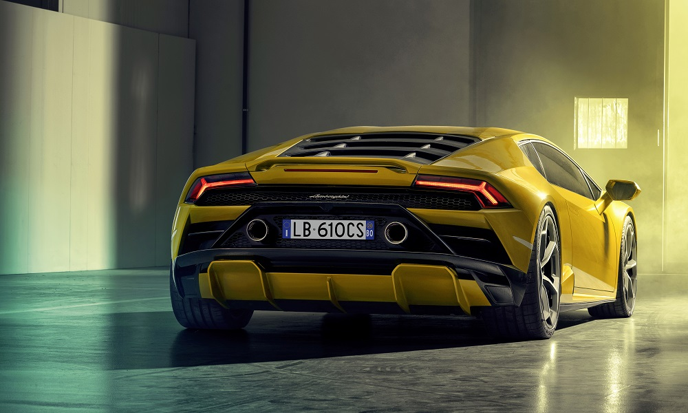 Lamborghini Huracán Evo RWD