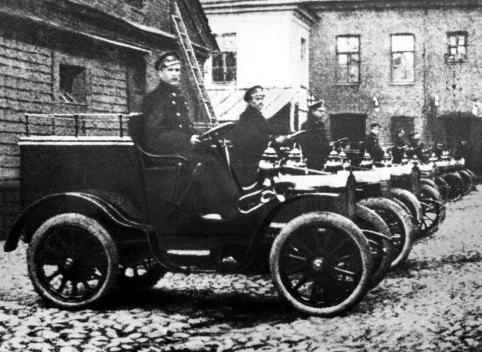 Лесснер Тип 1 1905