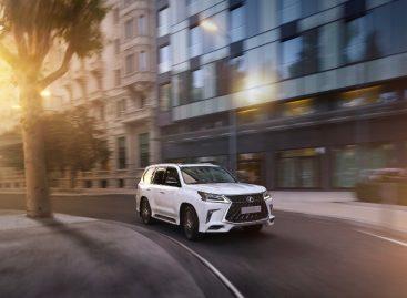 Lexus завершил 2019 год рядом рекордных достижений