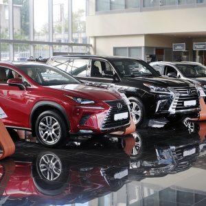 Lexus сохраняет цены на уровне 2019 года