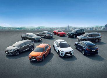 Lexus в России оснащает все автомобили уникальным противоугонным идентификатором L-Mark
