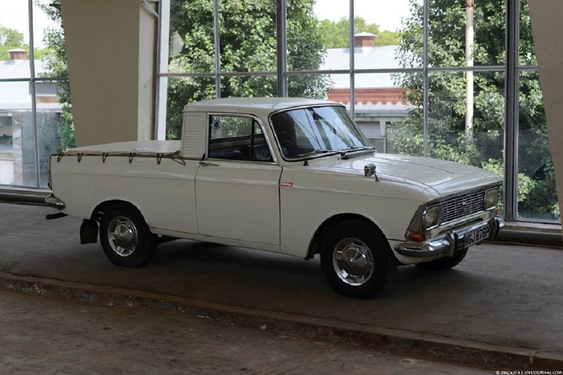 Москвич 434 пикап 1967-75