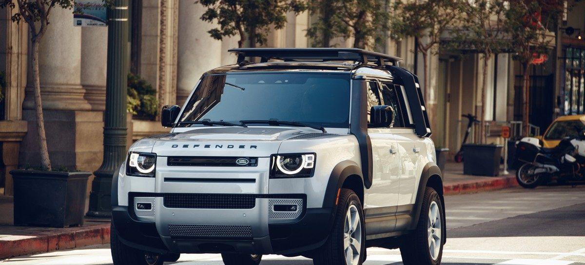 Land Rover собирается выпустить уменьшенную вариацию Defender