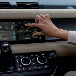Новый Land Rover Defender продемонстрирует первую в мире технологию eSIM на выставке CES 2020