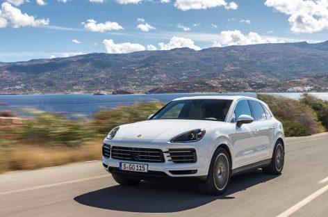 Рост продаж Porsche в России: более 6000 автомобилей