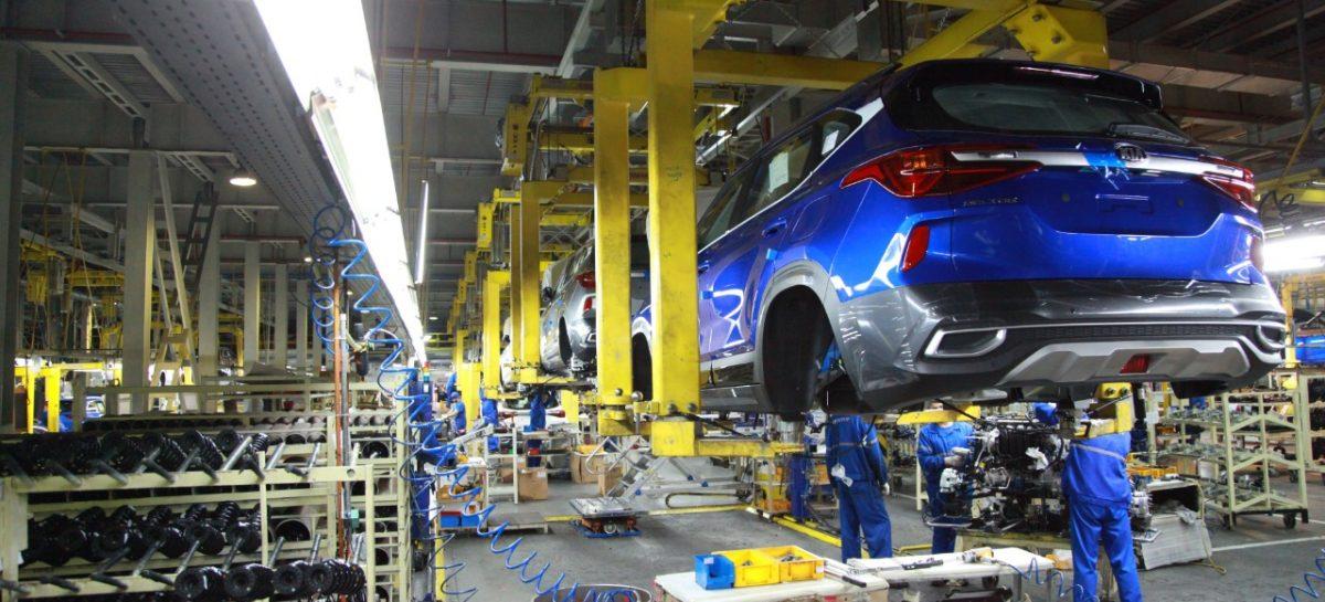 Автотор прогнозирует сокращение выпуска автомобилей в Калининграде из-за коронавируса