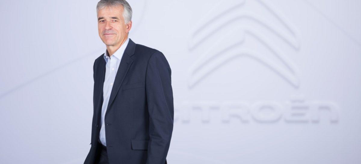 Новый генеральный директор бренда Citroёn