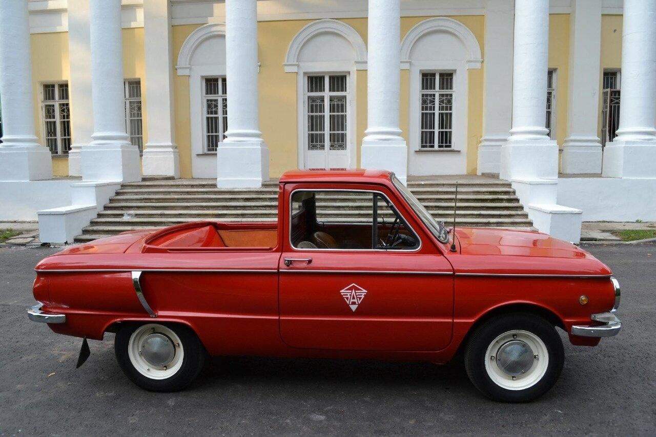 ЗАЗ-968АП 1974-79