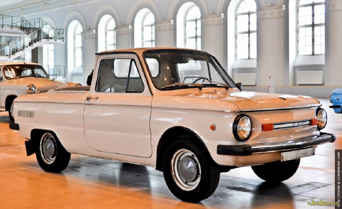 ЗАЗ-968МП 1990-93