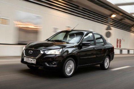 Datsun on-DO в России обновился и подорожал