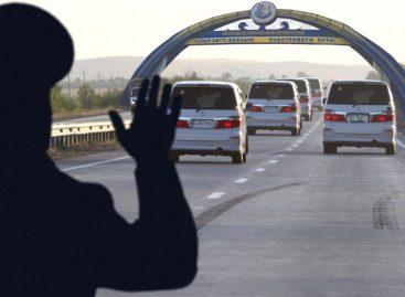 Иностранные автомобили находящиеся в Казахстане больше года выходят за рамки закона