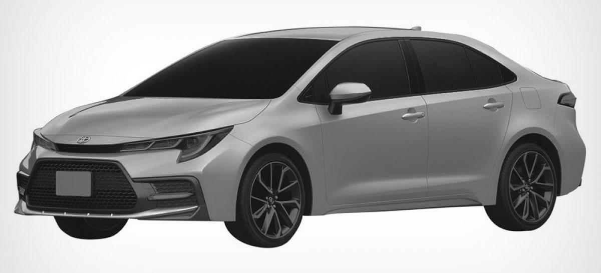 В России запатентовали американскую Toyota Corolla