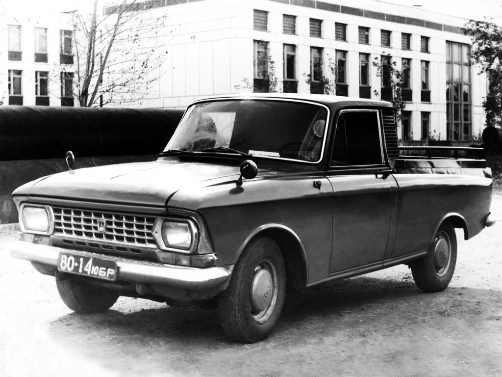 АЗЛК 412 1964-75