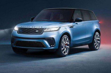 Новый Range Rover Sport