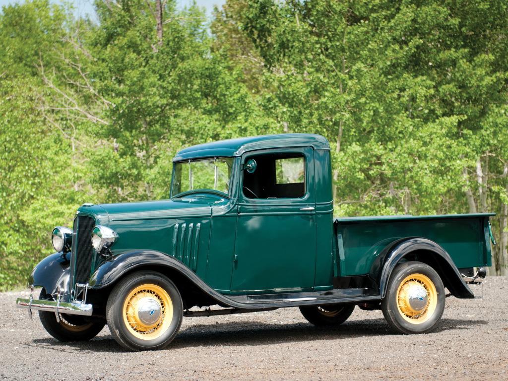 Chevrolet Pickup Truck 1934