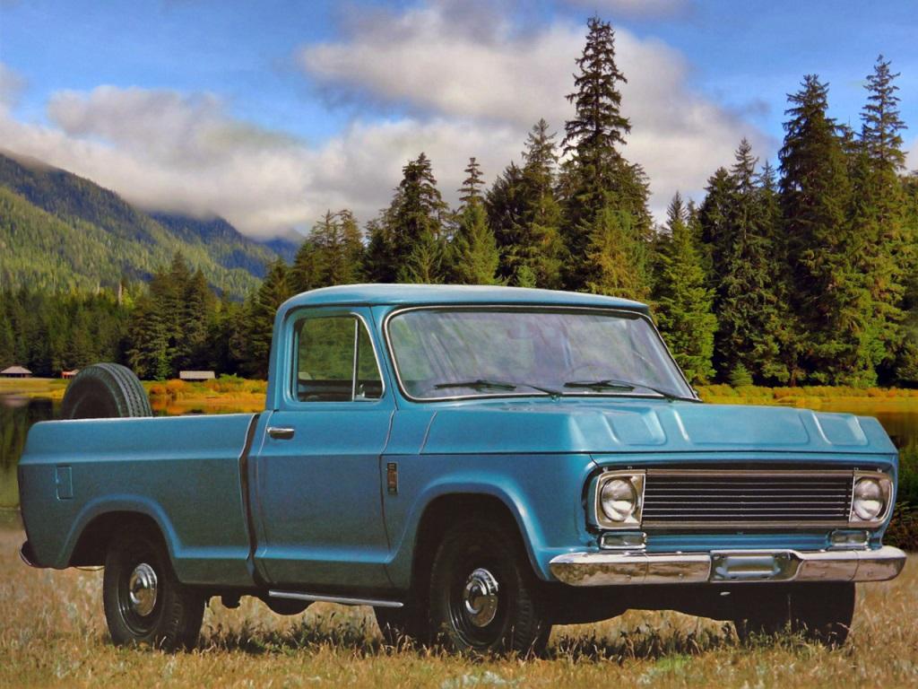 Chevrolet S10 1974-76